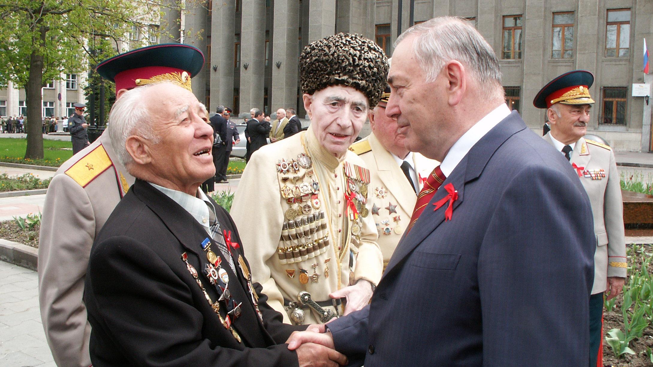 Александр Дзасохов: прошедший Кремль, МИД, Кавказ...