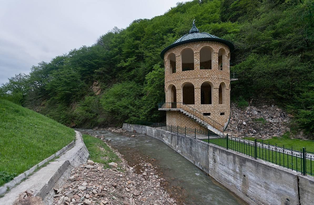 Северный Кавказ - водолечебница России