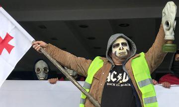 Жители Батуми протестовали против строительства нового терминала