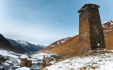 Сванские башни обновят в Местиа и Ушгули