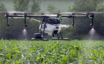 Грузинским аграриям поможет беспилотная авиация