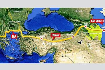 Азербайджанский газ начнет поступать на европейские рынки через несколько месяцев