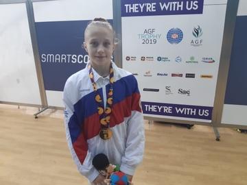 Виктория Листунова: моя цель - Олимпийские игры