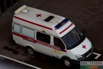 Возле хутора Зазулина столкнулись два автомобиля: восемь человек попали в больницу