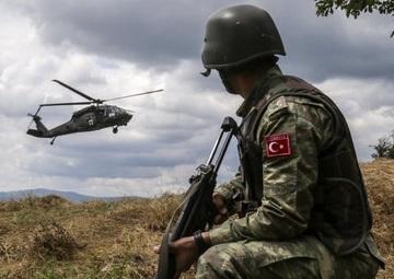 За первые дни «Источника мира» турецкая армия истребила 459 членов РПК и YPG
