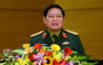 Министр обороны Социалистической Республики Вьетнам Нго Суан Лить вовлек вьетнамцев в операции ЕС по урегулированию кризисных ситуаций