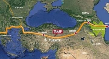 Зеленский и Эрдоган обсудили поставки азербайджанского газа по TANAP на Украину