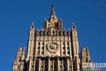 В МИД РФ напомнили послу Армении о неприемлемости переброски боевиков в Карабах