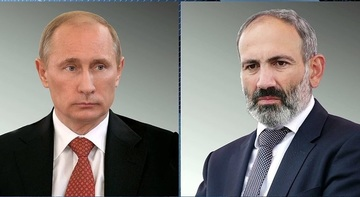 Путин-Пашинян: диалог, которого не было