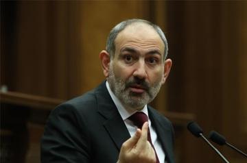 Пашинян: теперь для Армении важнее всего мир с Азербайджаном