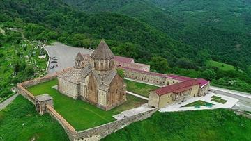 Ответственность за исчезновение албан Карабаха несет Григорианская церковь
