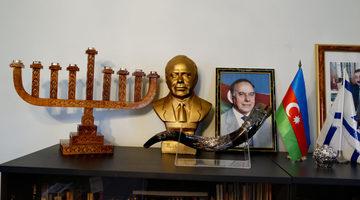 "Раввин: ""Евреев и азербайджанцев объединяет широта взглядов"""