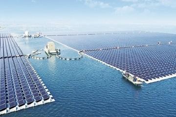 В Баку построят плавучую солнечную электростанцию