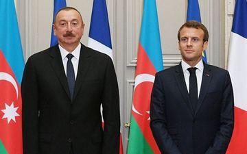 Франция боится потерять Азербайджан?