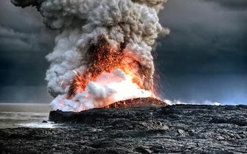 Смогут ли люди использовать энергию глубоководных вулканов