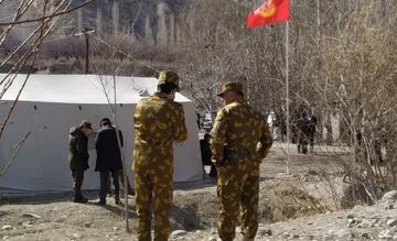 Киргизия и Таджикистан урегулировали пограничный инцидент