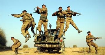 Армия Пакистана вошла в Афганистан