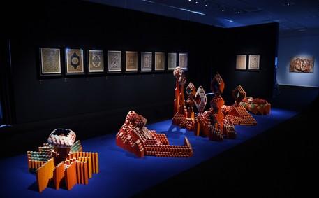 Азербайджанские ковры в Каннах
