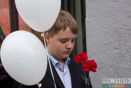 Беслан. 11 лет памяти и скорби
