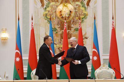 Баку и Минск договорились о взаимной поддержке