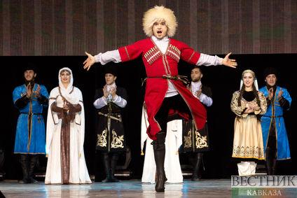 V Московский фестиваль культуры народов Кавказа