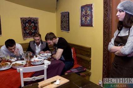Проект Кавказские рецепты