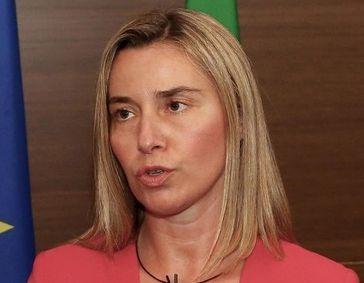 Федерика Могерини рассказала в Мюнхене о ближневосточном урегулировании