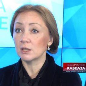 Маргарита Русецкая: В Азербайджане созданы условия для того, чтобы на русском языке велись исследования