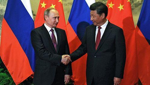 Путин: сотрудничество России и Китая обусловлено самой жизнью