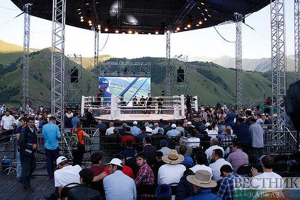 Пятая битва в горах Ингушетии