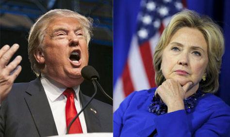 Клинтон vs Трамп: кого выберут США?