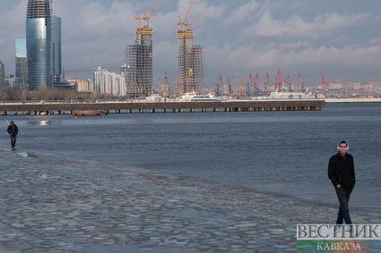 Баку. Приморский бульвар