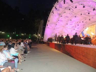 В Габале открылся VIII Международный музыкальный фестиваль