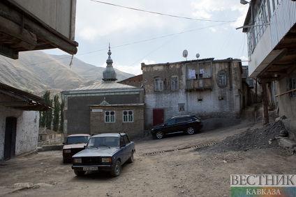 Дагестан. Ахты