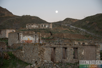 Возвращение в Карабах, глава 3: освобожденные Худаферинский мост и Зангилан, границы Азербайджана (ФОТО)