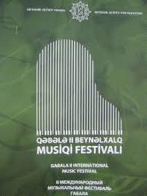 Праздник музыки в Габале