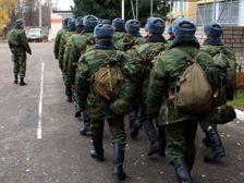Российская армия весной пополнилась почти 500 призывниками из Крыма