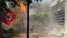 В Турции лето террора
