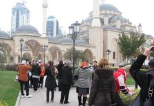 Чечня наращивает поток туристов