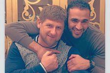Кадыров тренируется по ночам с Бадром Хари