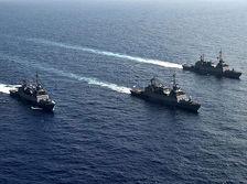 ВМФ РФ планирует на Каспийском море два международных учения