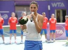 Российская теннисистка Маргарита Гаспарян запомнит турнир в Баку