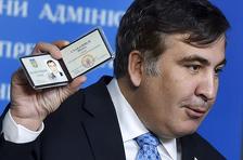 Экс-президент написал заявление о вступлении в гражданство Украины, автоматически отказавшись тем самым от грузинского паспорта.
