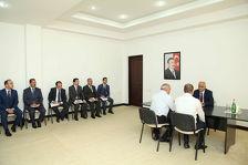 Шахин Мустафаев встретился с жителями Губинского, Гусарского и Хачмазского районов