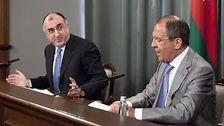 Лавров обсудил в Баку карабахское урегулирование
