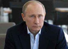 Владимир Путин приехал в Пекин