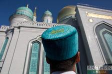 Открытие Московской Соборной мечети