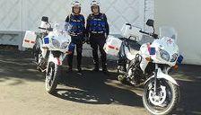 Грозненская скорая помощь будет ездить на мотоциклах