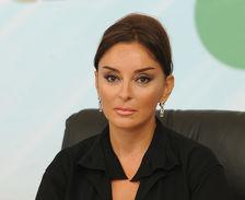 Мехрибан Алиева почтила память Аиды Имангулиевой