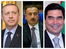 Саммит глав Азербайджана, Турции и Туркменистана состоится в Авазе